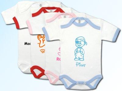 baby body kurz mit babymotiv online bestellen baby body. Black Bedroom Furniture Sets. Home Design Ideas