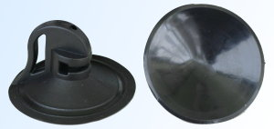 Suction cups for sun shades (pair)