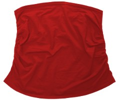 Belly Band (blank) - Red
