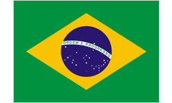 Cup with Flag - Brazil
