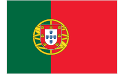 Cup with Flag - Portugal