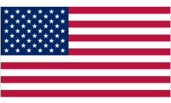 Cup with Flag - United States of America