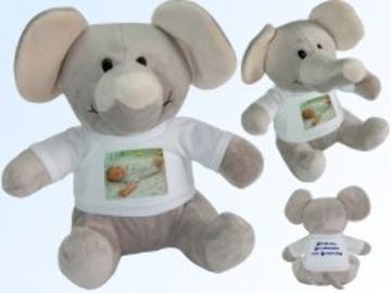 foto elefant online bestellen foto elefant my baby shop com. Black Bedroom Furniture Sets. Home Design Ideas