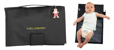 MELOBABY all-in-one - Melonoir (schwarz & anthrazit)