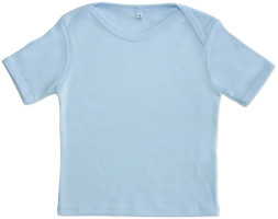 Windel Winni Baby T-Shirt - Hellblau