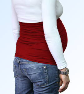 Belly band example