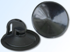Suction cups for sun shades
